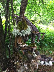 Fairy House—Lucinda Rooney